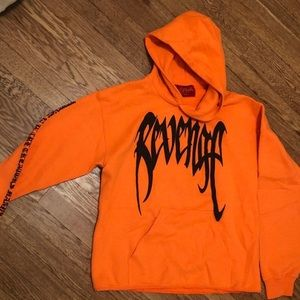 """100% authentic revenge """"kill hoodie"""""""